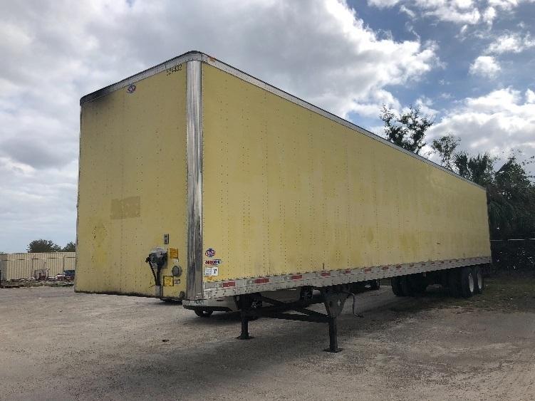 Dry Van Trailer-Semi Trailers-Utility-2007-Trailer-TAMPA-FL-218,810 miles-$9,750