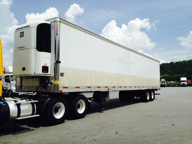 Reefer Trailer-Semi Trailers-Utility-2007-Trailer-WEBSTER-NY-1,045,410 miles-$16,750