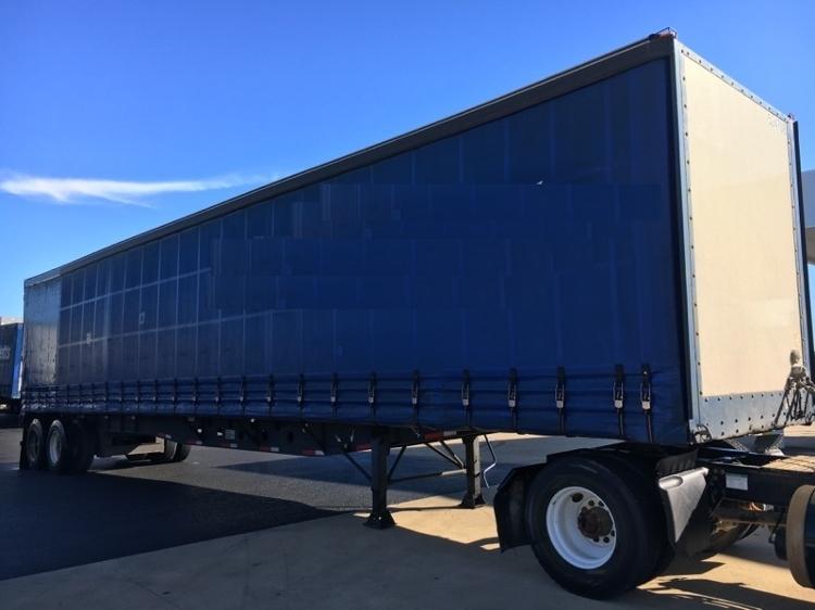 Dry Van Trailer-Semi Trailers-Nuvan-2007-Trailer-OLIVE BRANCH-MS-536,731 miles-$13,750