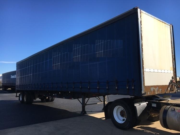 Dry Van Trailer-Semi Trailers-Nuvan-2007-Trailer-OLIVE BRANCH-MS-579,940 miles-$9,750