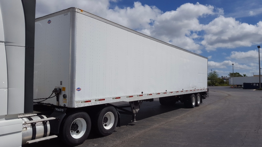 Dry Van Trailer-Semi Trailers-Utility-2007-Trailer-SARASOTA-FL-387,500 miles-$14,250