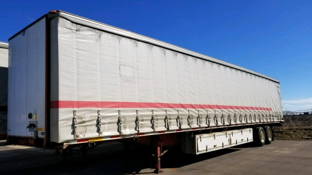 Dry Van Trailer-Semi Trailers-Utility-2007-Trailer-HOLLAND-MI-479,922 miles-$12,750