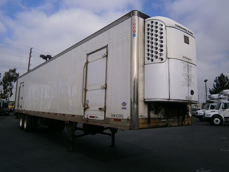 Reefer Trailer-Semi Trailers-Utility-2008-Trailer-LA MIRADA-CA-148,613 miles-$15,750