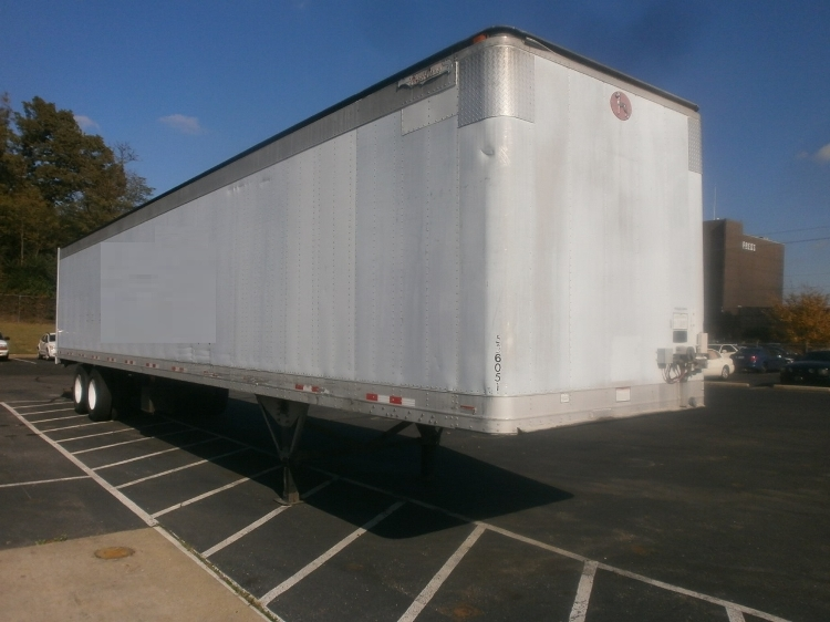 Dry Van Trailer-Semi Trailers-Great Dane-2007-Trailer-MEMPHIS-TN-743,204 miles-$10,250
