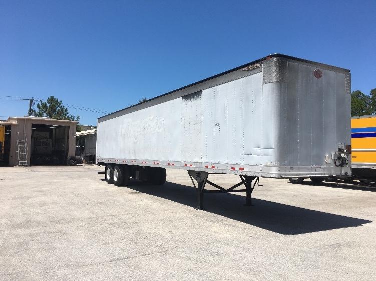 Dry Van Trailer-Semi Trailers-Great Dane-2007-Trailer-DAYTONA BEACH-FL-787,241 miles-$13,750