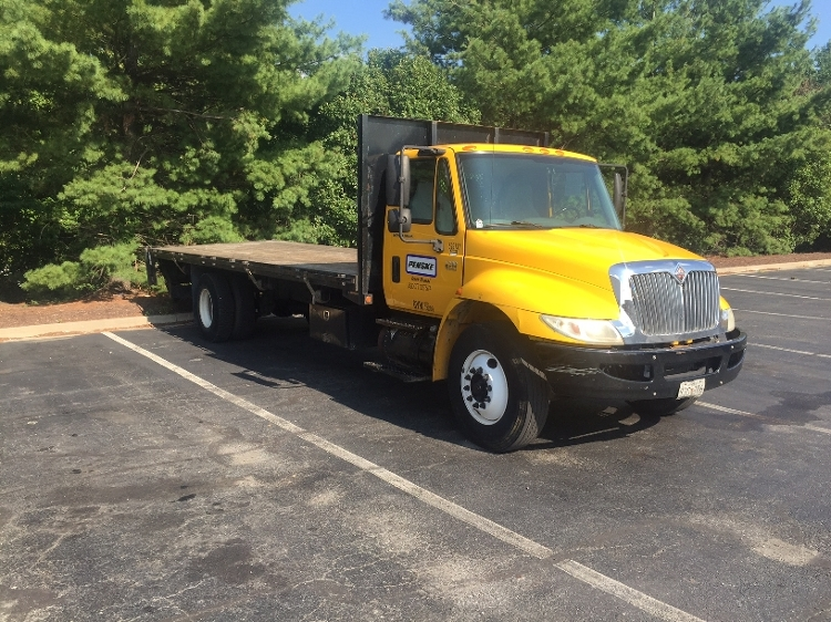 Flatbed Truck-Light and Medium Duty Trucks-International-2007-4300-CAPITOL HEIGHTS-MD-237,628 miles-$20,250