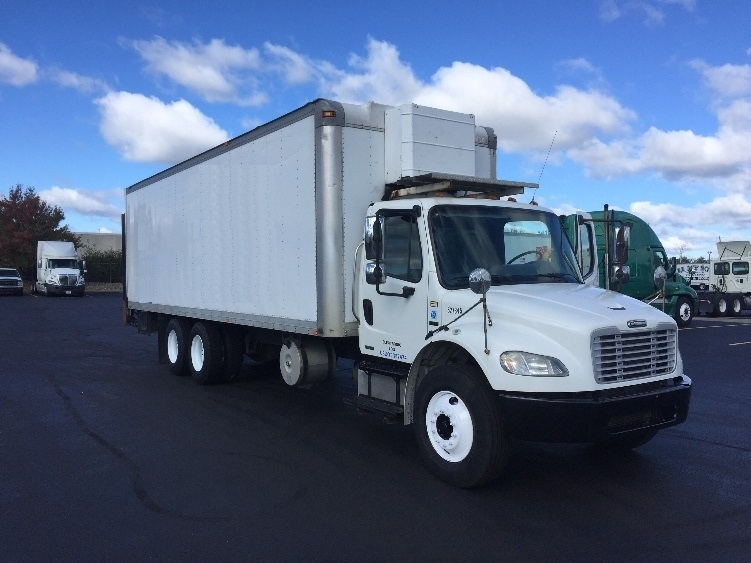 Reefer Truck-Light and Medium Duty Trucks-Freightliner-2007-M2-INDIANAPOLIS-IN-295,220 miles-$24,750