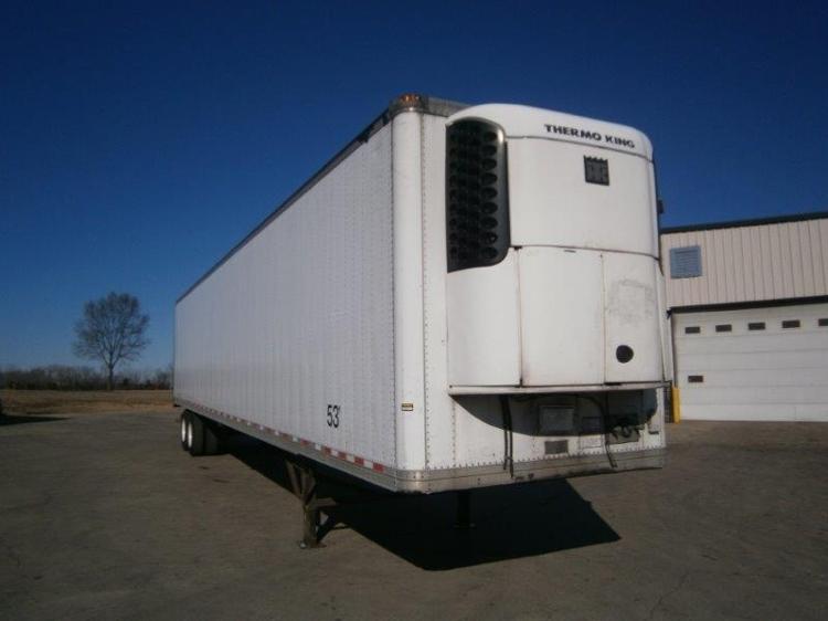 Reefer Trailer-Semi Trailers-Great Dane-2007-Trailer-MONTGOMERY-IL-208,443 miles-$21,500