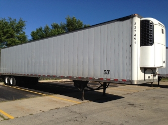 Reefer Trailer-Semi Trailers-Great Dane-2007-Trailer-SOUTH HOLLAND-IL-254,021 miles-$16,750