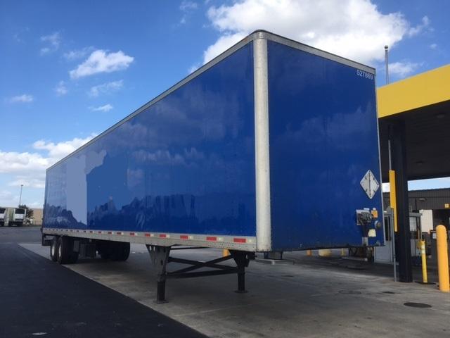 Dry Van Trailer-Semi Trailers-Utility-2011-Trailer-OKLAHOMA CITY-OK-568,569 miles-$16,750