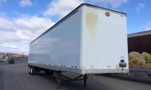 Dry Van Trailer-Semi Trailers-Great Dane-2008-Trailer-LANCASTER-PA-522,563 miles-$10,250