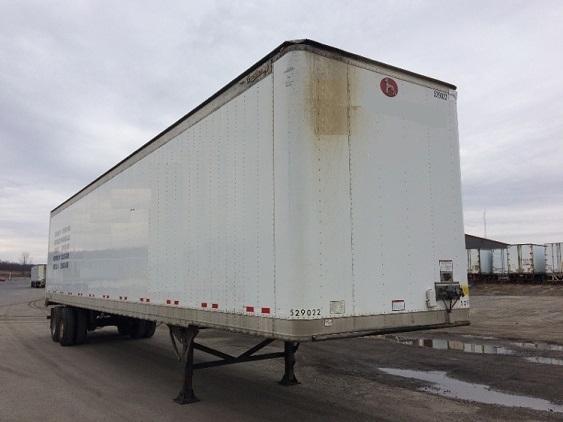 Dry Van Trailer-Semi Trailers-Great Dane-2008-Trailer-LANCASTER-PA-537,952 miles-$10,250