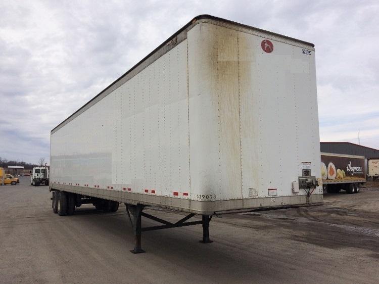 Dry Van Trailer-Semi Trailers-Great Dane-2008-Trailer-LANCASTER-PA-634,920 miles-$10,250