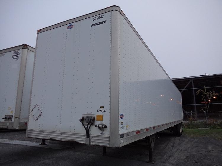 Dry Van Trailer-Semi Trailers-Utility-2007-Trailer-SAINT LAURENT-PQ-221,367 km-$9,750