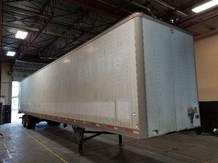 Dry Van Trailer-Semi Trailers-Utility-2007-Trailer-ABBOTSFORD-BC-630,000 km-$11,250