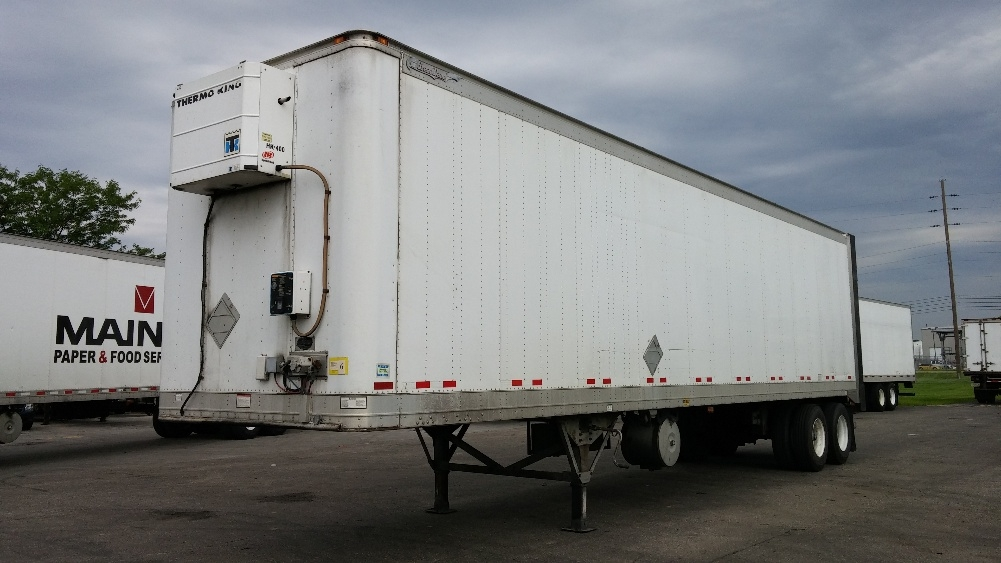 Reefer Trailer-Semi Trailers-Great Dane-2007-Trailer-INDIANAPOLIS-IN-226,279 miles-$16,250