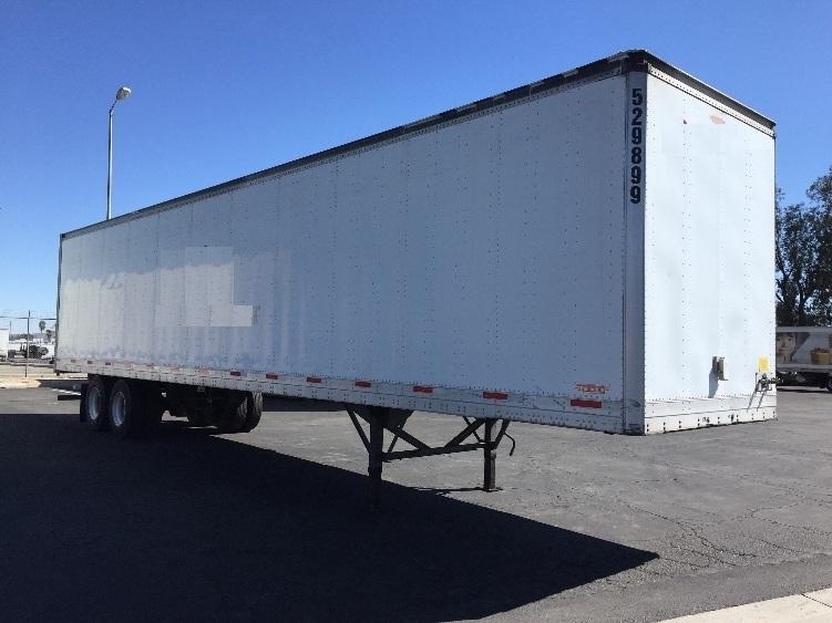 Dry Van Trailer-Semi Trailers-Trailmobile-2007-Trailer-ONTARIO-CA-614,900 miles-$11,250