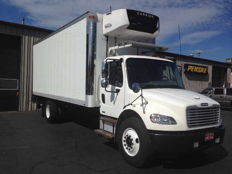 Reefer Truck-Light and Medium Duty Trucks-Freightliner-2008-M2-PORTLAND-OR-222,208 miles-$30,000
