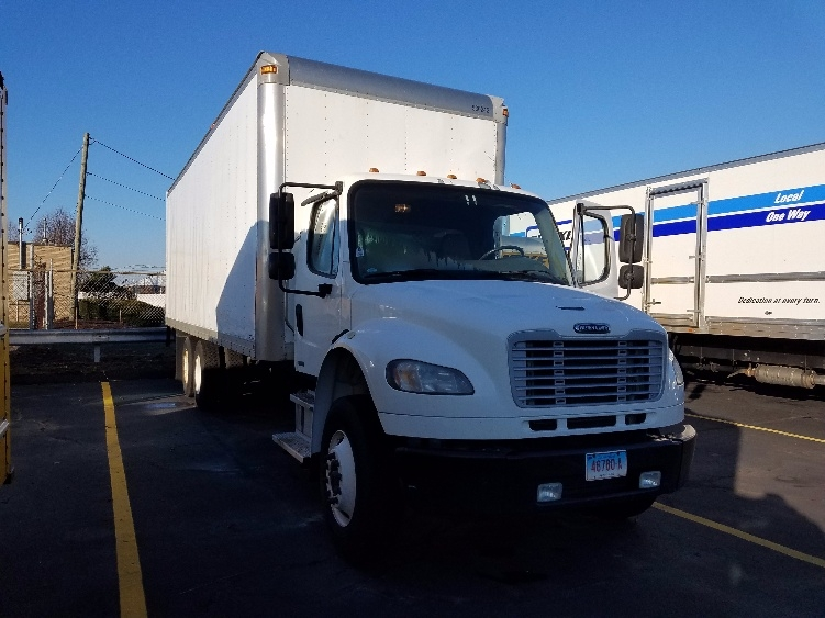 Medium Duty Box Truck-Light and Medium Duty Trucks-Freightliner-2008-M2-WEST HAVEN-CT-211,272 miles-$25,250