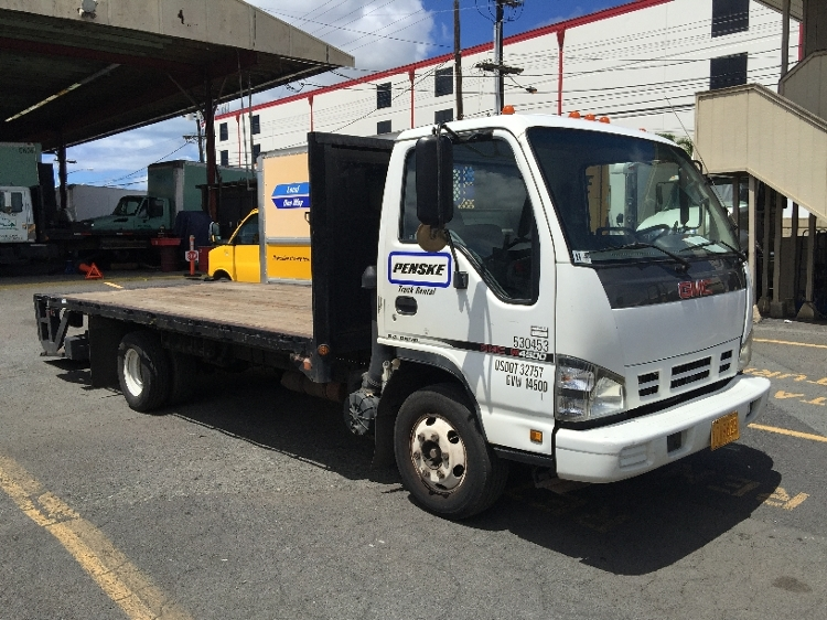 Used Flatbed Trucks For Sale in CA - Penske Used Trucks
