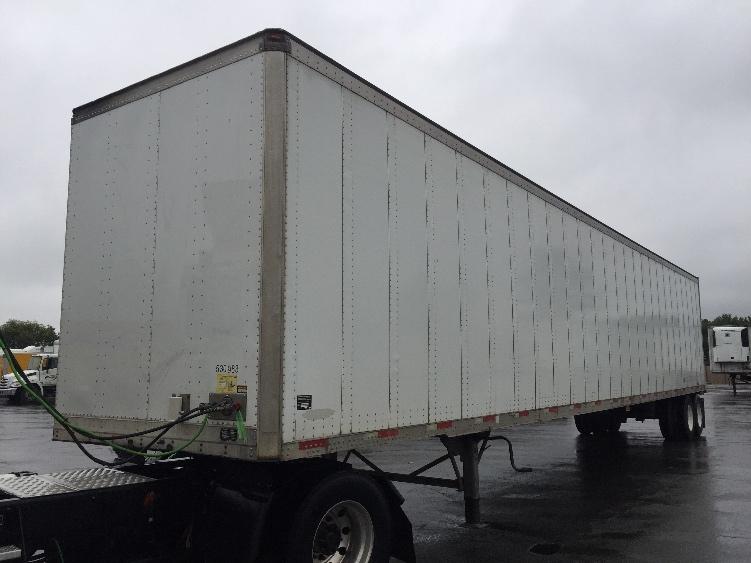 Dry Van Trailer-Semi Trailers-Trailmobile-2007-Trailer-TULSA-OK-418,252 miles-$11,000