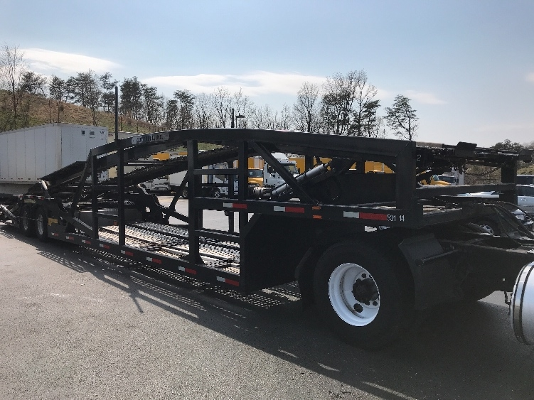Other Trailer-Semi Trailers-Cottrell-2011-Trailer-JESSUP-MD-297,777 miles-$41,750