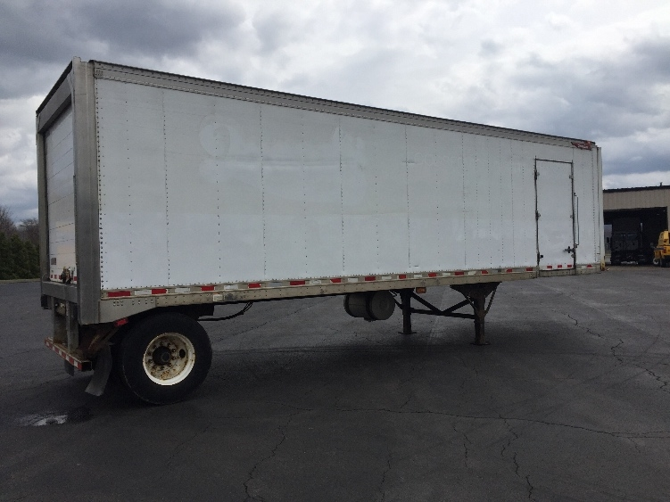 Reefer Trailer-Semi Trailers-Great Dane-2011-Trailer-FREDONIA-NY-312,557 miles-$16,750