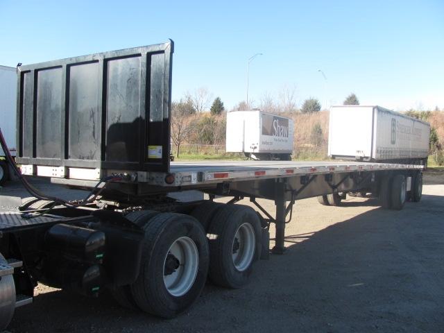 Flatbed Trailer-Semi Trailers-Utility-2011-Trailer-OMAHA-NE-591,513 miles-$22,500