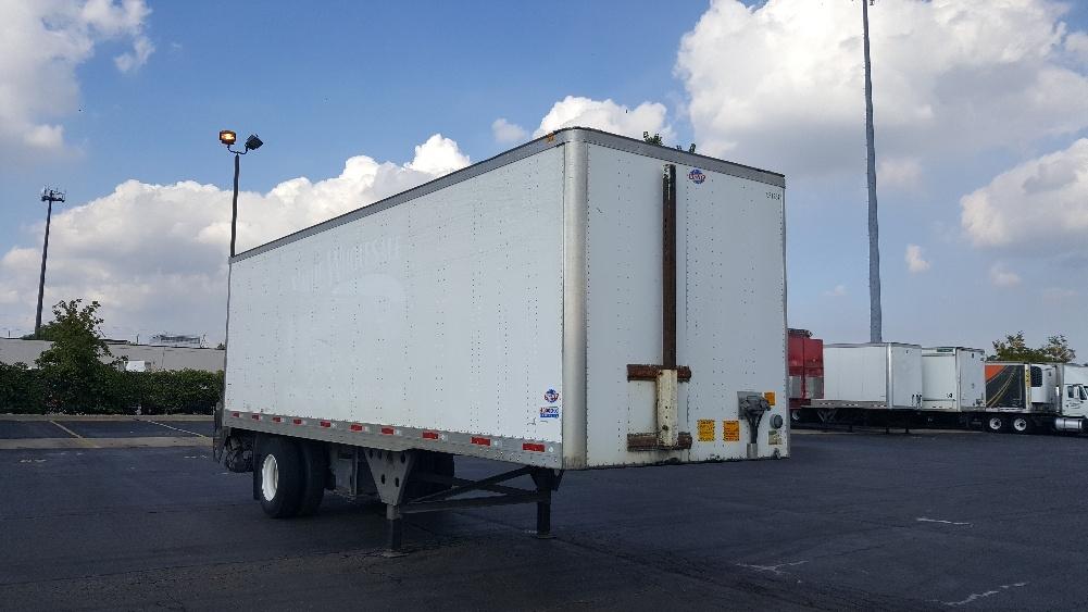 Dry Van Trailer-Semi Trailers-Utility-2011-Trailer-WARREN-MI-162,724 miles-$16,000