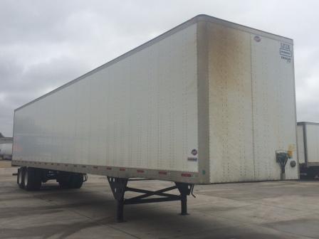 Dry Van Trailer-Semi Trailers-Utility-2009-Trailer-DES MOINES-IA-578,837 miles-$18,500
