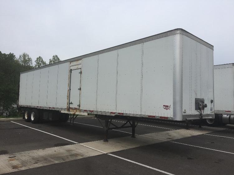Dry Van Trailer-Semi Trailers-Wabash-2011-Trailer-PITTSBURGH-PA-252,617 miles-$17,250