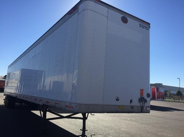 Dry Van Trailer-Semi Trailers-Great Dane-1998-Trailer-DENVER-CO-597,872 miles-$6,250