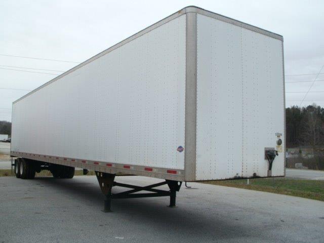 Dry Van Trailer-Semi Trailers-Utility-2008-Trailer-VILLA RICA-GA-168,710 miles-$17,250