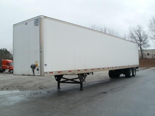 Dry Van Trailer-Semi Trailers-Utility-2008-Trailer-VILLA RICA-GA-268,554 miles-$17,250