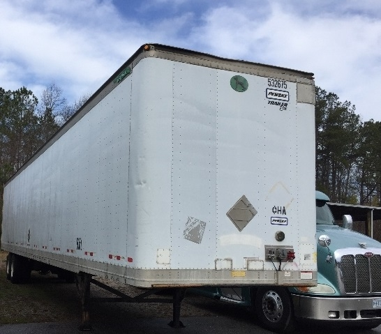 Dry Van Trailer-Semi Trailers-Great Dane-1999-Trailer-ROCKY MOUNT-NC-407,516 miles-$6,250