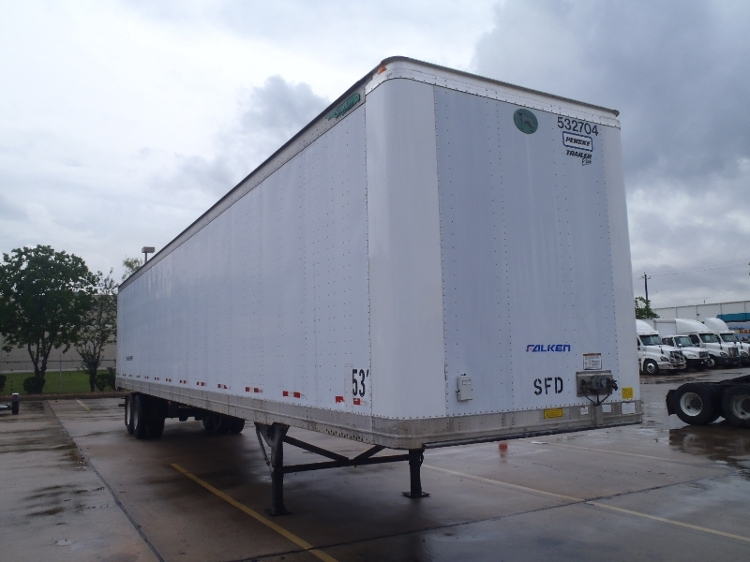 Dry Van Trailer-Semi Trailers-Great Dane-1999-Trailer-HOUSTON-TX-283,859 miles-$8,000