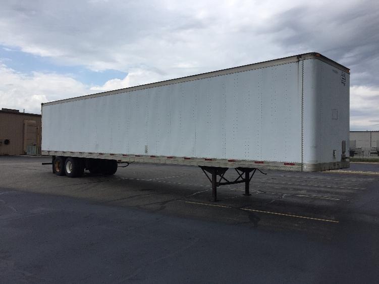 Dry Van Trailer-Semi Trailers-Trailmobile-2001-Trailer-ELKHART-IN-923,400 miles-$7,000