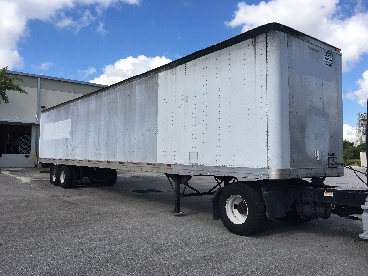 Dry Van Trailer-Semi Trailers-Trailmobile-2002-Trailer-MEDLEY-FL-669,205 miles-$7,750