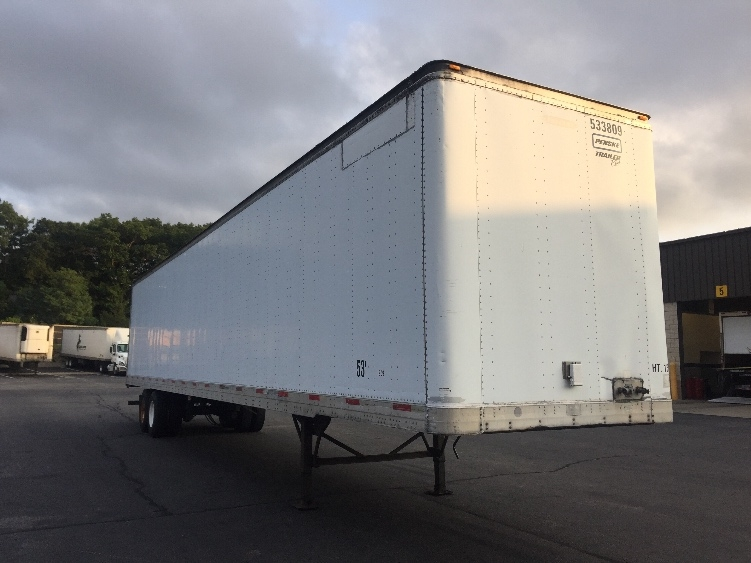 Dry Van Trailer-Semi Trailers-Trailmobile-2003-Trailer-CRANSTON-RI-377,158 miles-$9,000