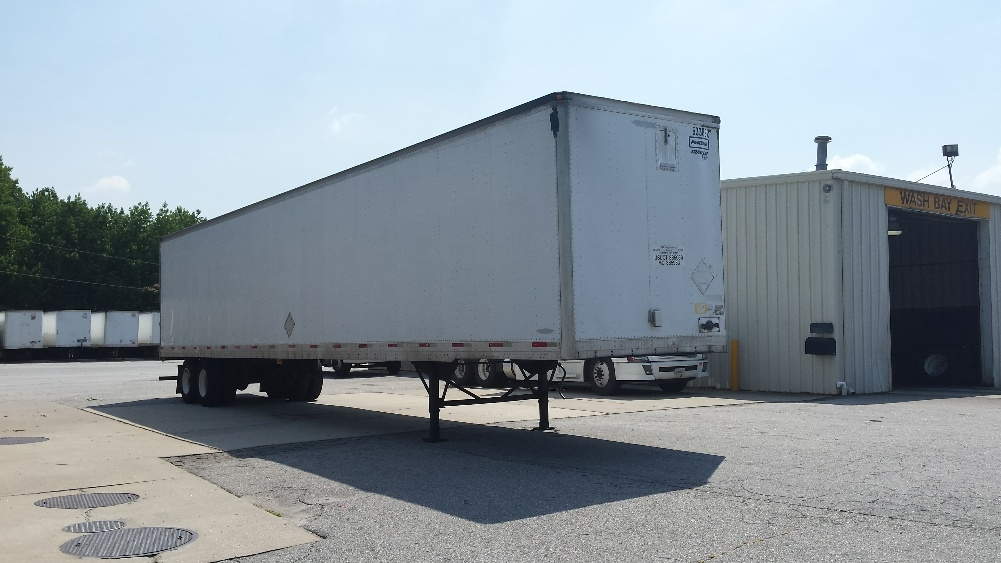 Dry Van Trailer-Semi Trailers-Trailmobile-2004-Trailer-GREER-SC-405,885 miles-$9,250