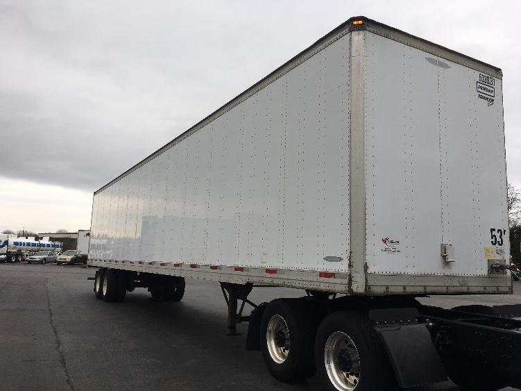 Dry Van Trailer-Semi Trailers-Trailmobile-2004-Trailer-CHATTANOOGA-TN-671,329 miles-$11,500