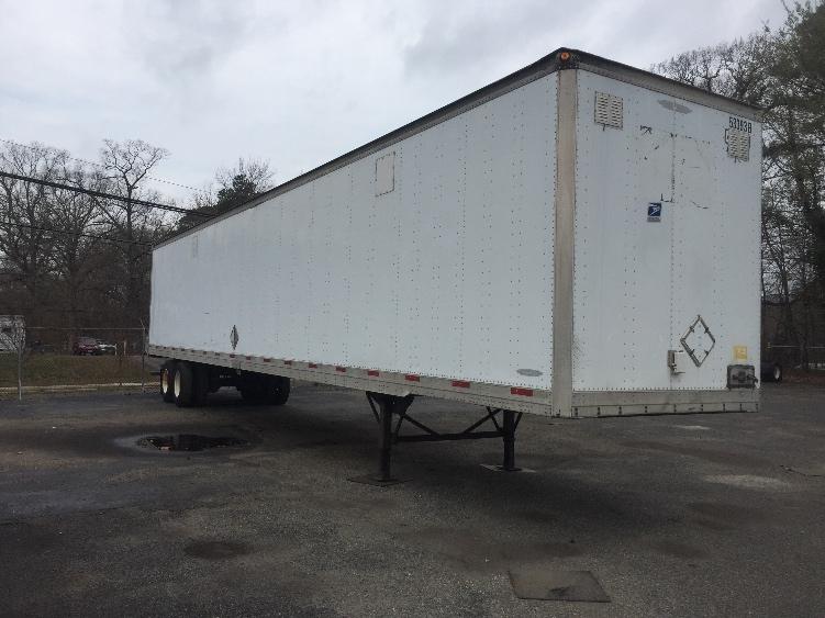 Dry Van Trailer-Semi Trailers-Trailmobile-2004-Trailer-NEWPORT NEWS-VA-358,765 miles-$11,500