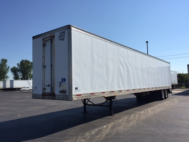 Dry Van Trailer-Semi Trailers-Trailmobile-2004-Trailer-KANSAS CITY-MO-811,969 miles-$9,250