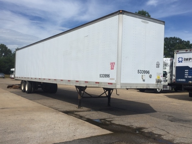 Dry Van Trailer-Semi Trailers-Trailmobile-2005-Trailer-BELDEN-MS-679,472 miles-$12,750