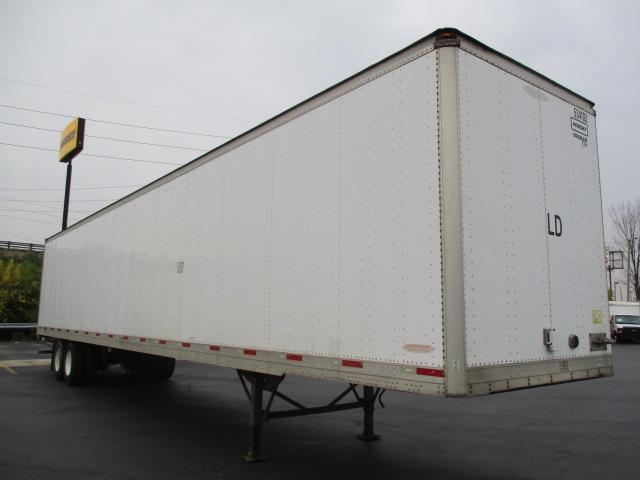 Dry Van Trailer-Semi Trailers-Trailmobile-2005-Trailer-FORT WAYNE-IN-230,532 miles-$12,250