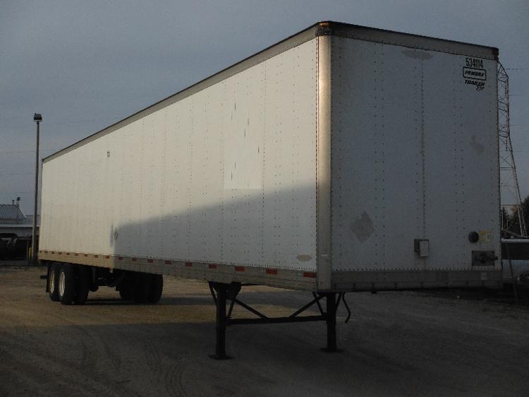 Dry Van Trailer-Semi Trailers-Trailmobile-2005-Trailer-FOND DU LAC-WI-276,439 miles-$12,750