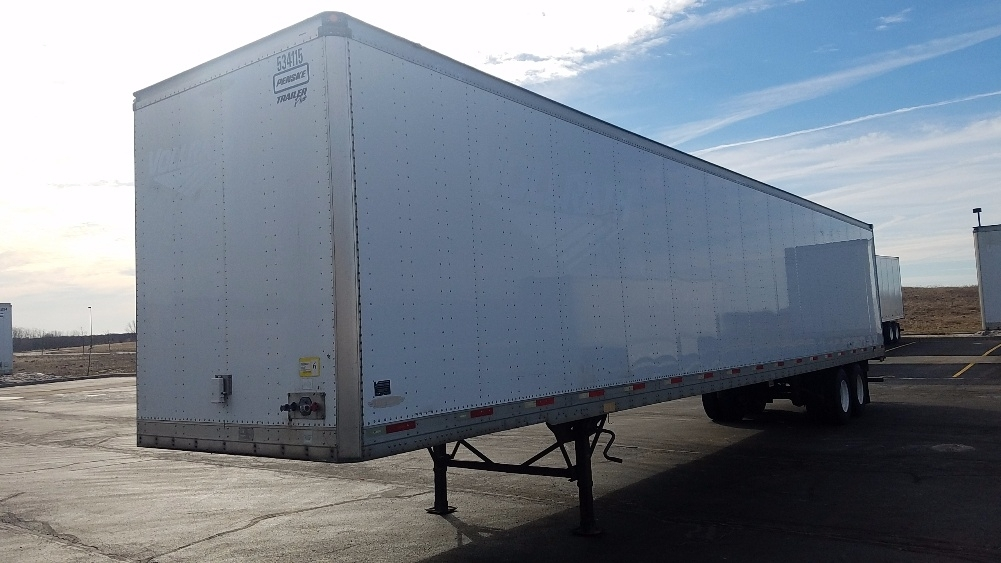 Dry Van Trailer-Semi Trailers-Trailmobile-2005-Trailer-SHEBOYGAN-WI-186,204 miles-$9,750