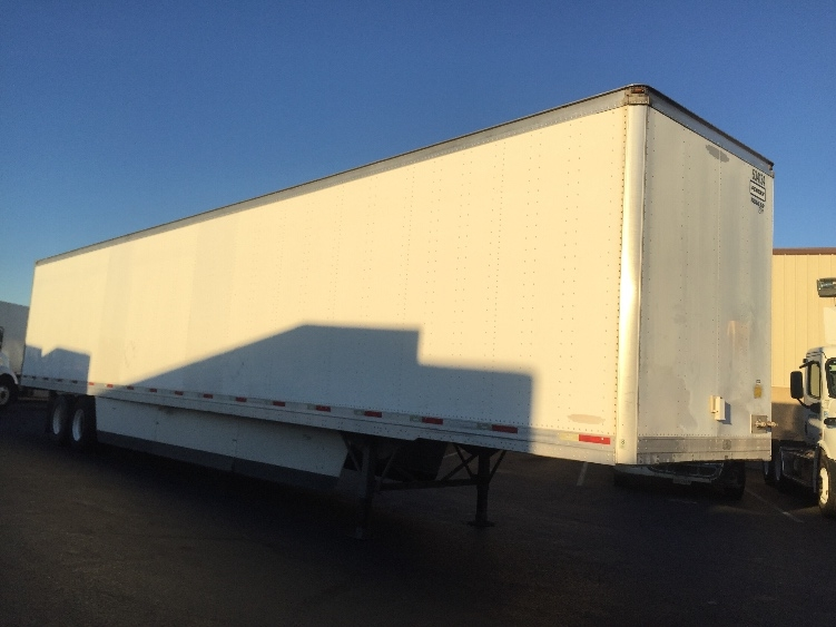 Dry Van Trailer-Semi Trailers-Trailmobile-2005-Trailer-STOCKTON-CA-232,815 miles-$11,750