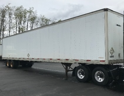 Dry Van Trailer-Semi Trailers-Trailmobile-2005-Trailer-LIVERPOOL-NY-340,747 miles-$8,000