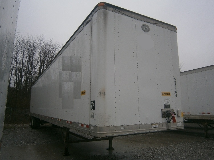 Dry Van Trailer-Semi Trailers-Great Dane-2005-Trailer-YORK-PA-164,382 miles-$12,750